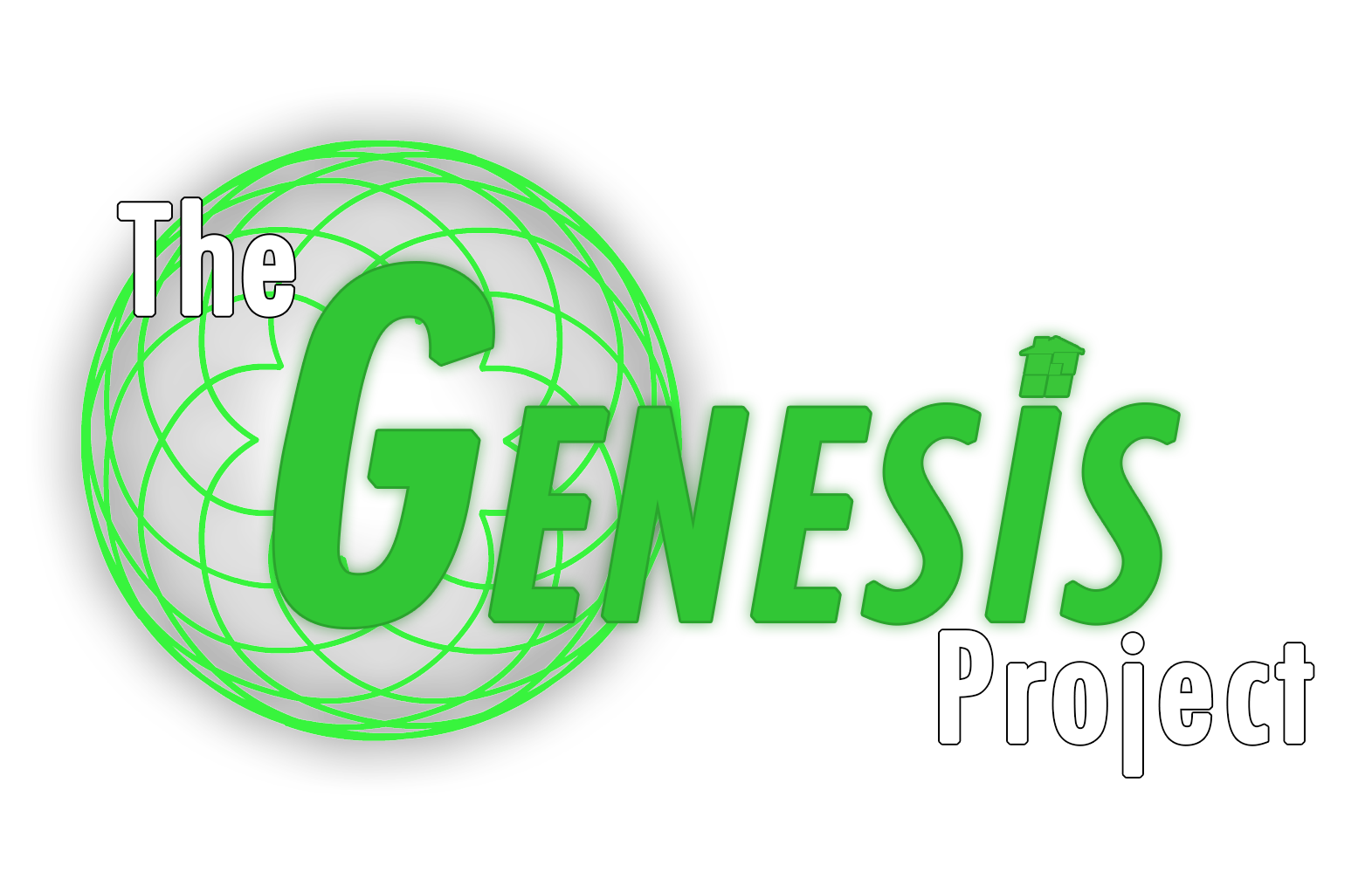 The Genesis Project logo.